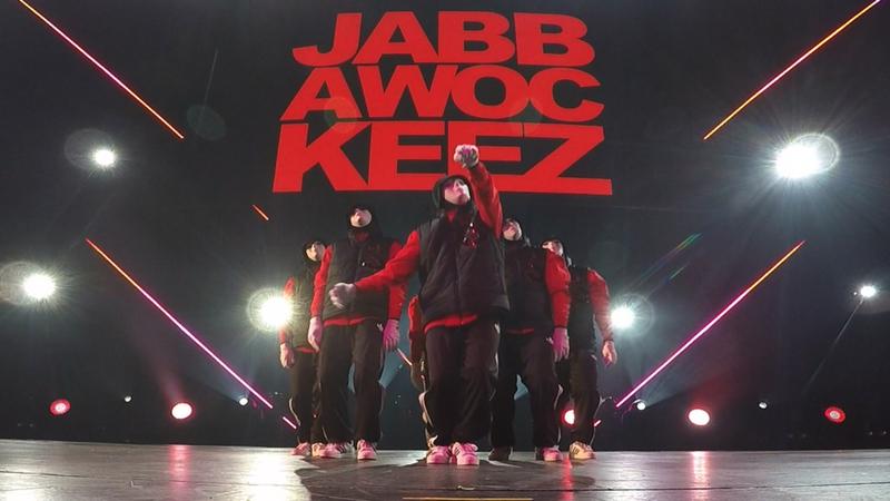 Jabbawockeez whats g - reklam