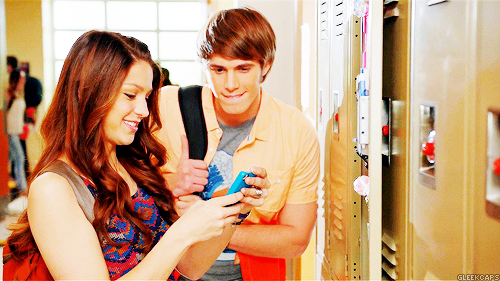 Glee' Melissa Benoist New Boyfriend Chris Wood - J-14