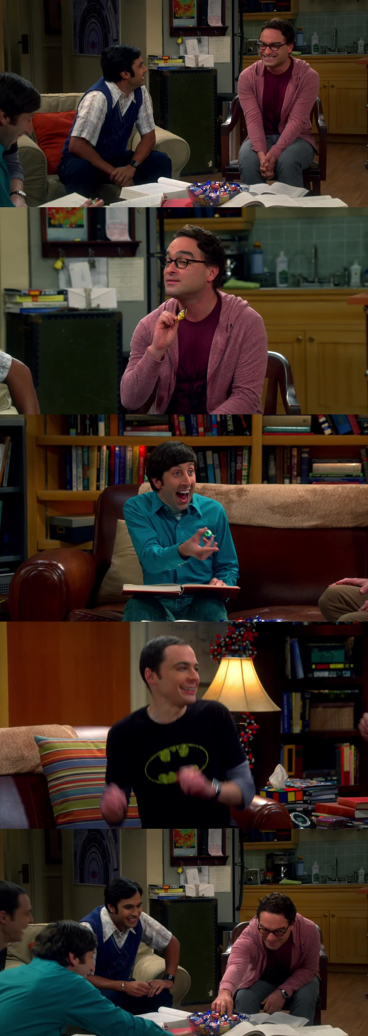 torrent big bang theory season 8