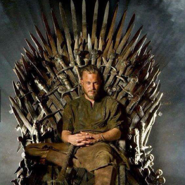 Ragnar is coming