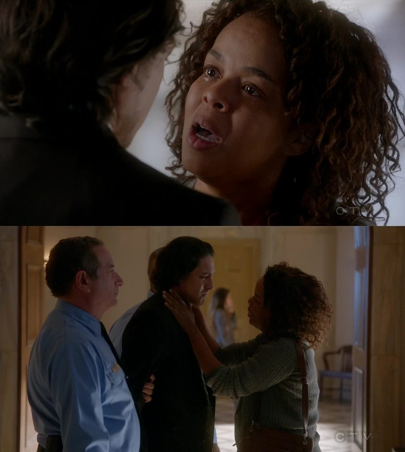This woman is simply incredible. I admire the fact that she was able to forgive the guy who shot his son because she believes in Jason's future. This episode made me cry...