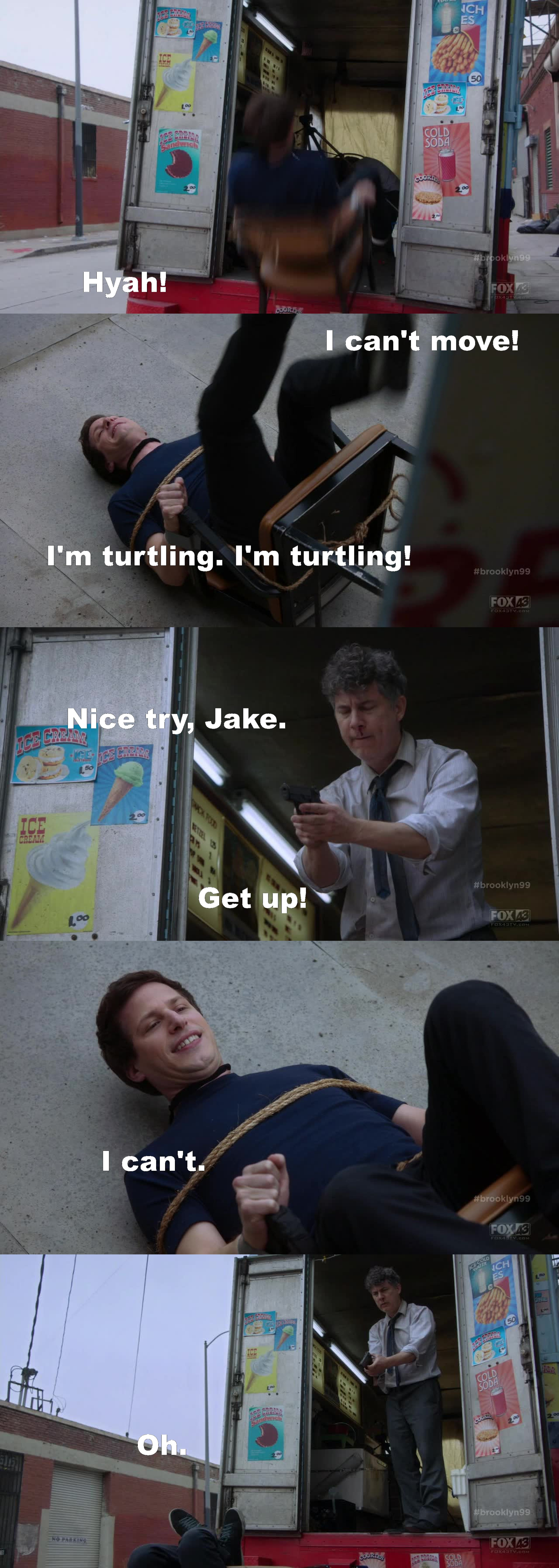 That was hilarious!! XD