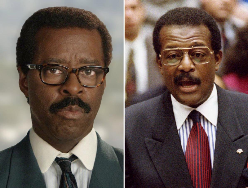 Courtney B Vance... What a man, there's literally no other human being on earth that is better suited to give us Johnnie Cochran. I mean, he IS Johnnie. Now this was a pivotal episode, we've already established 'The Dream Team' but clearly Shapiro's doubts were muddling his strategy. Cochran was oozing confidence... He was walking talking breathing strategy... And he believed it, and when a man like that is certain of something, well then everyone will be convinced as well. The look on Travolta's face when OJ reluctantly told him Cochran was taking the lead... Just priceless.   Of course, this episode, like this series is one crazy event after another... Marcia Clark reacting to her negative feedback during the focus group... Just an incredible scene. Yeah, she was a 'little hard in the face', lady should've wised up and called RuPaul because I'm sure that's one of the only ppl in America that could've helped her image. Clarke was a walking, talking, fire breathing, smoking dragon and there wasn't much anyone could do to change that.    Again, just a phenomenal episode from top to bottom. Both this and ABC's American Crime get me on my feet and riled up... Thank God they come on different nights!