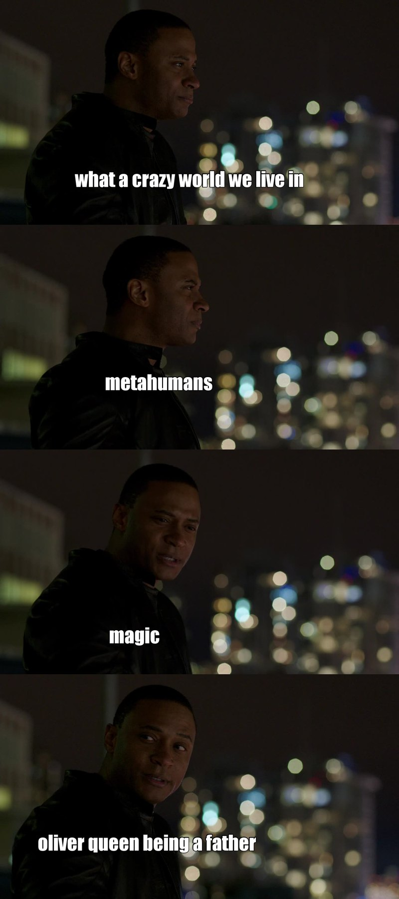Thank you John Diggle