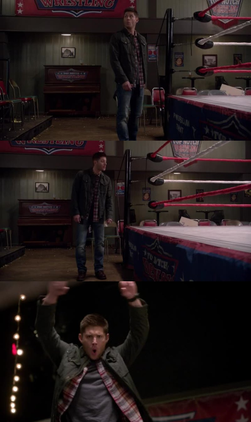 Dean is just so cute in this episode😍🙈😍