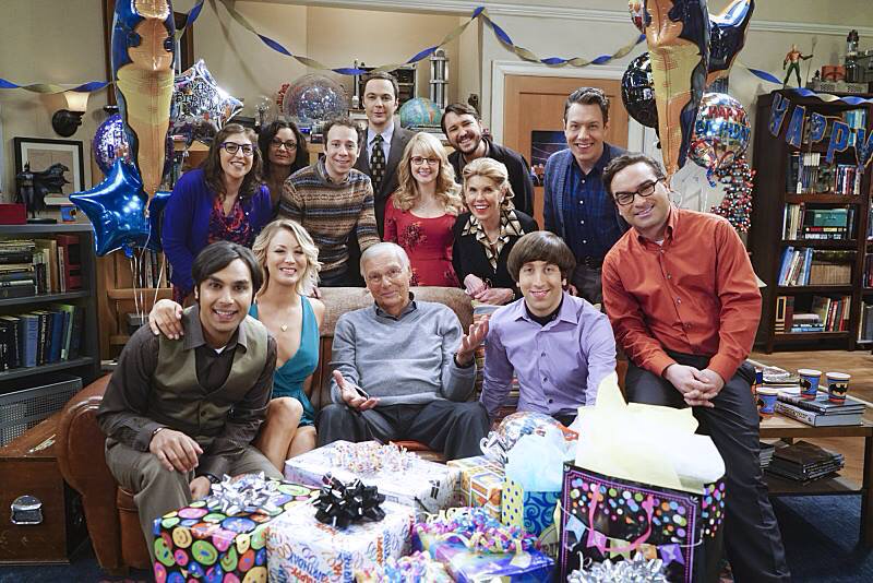 Happy birthday, Sheldon!   Batman