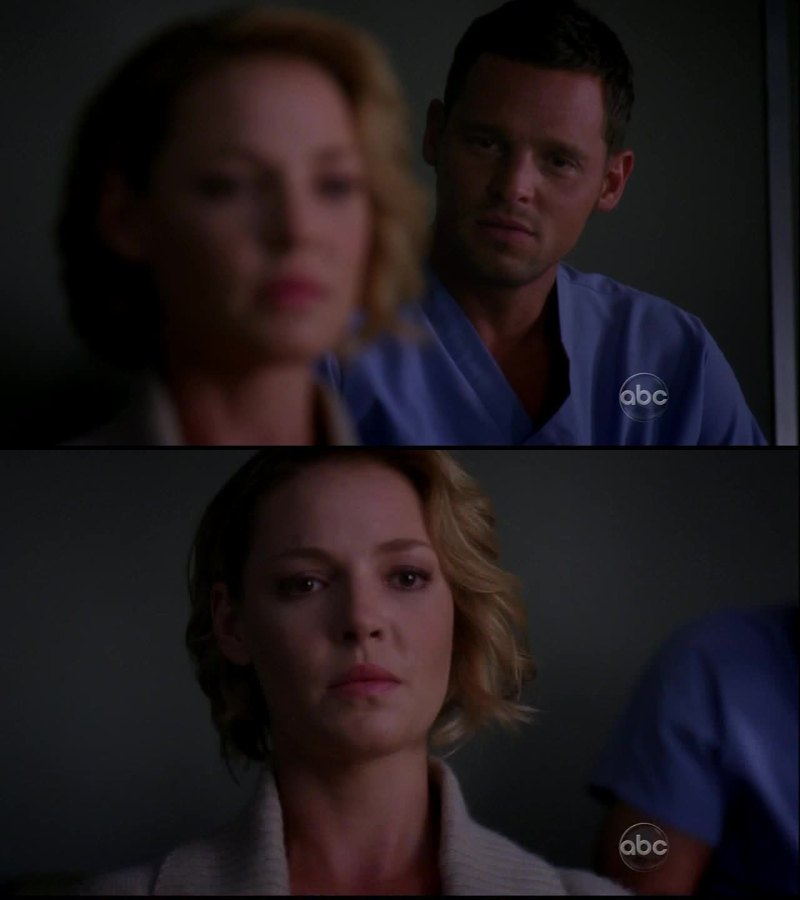 Seriously , what the hell!!!! The destroyed izzie character totally  Izzie was a passionate kind sweet person now she is a cold heart bitch !!!! What is wrong with you shonda !!!