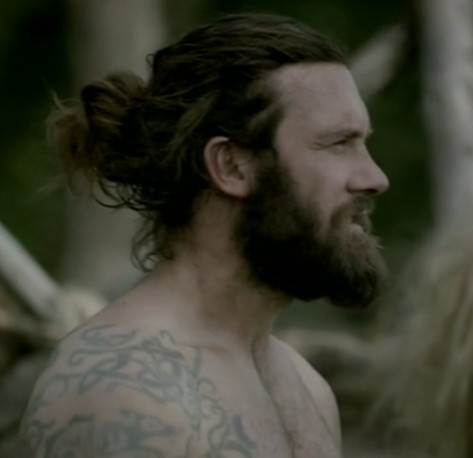 RIP Rollo's man bun. You'll be missed.