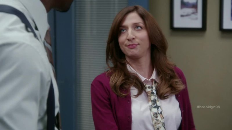 gina is the best character so far 😊