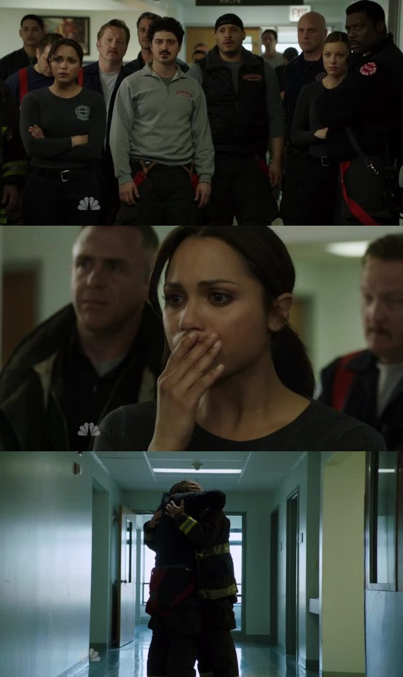 I didn't like Hallie, but the final scene broke my heart. 😢