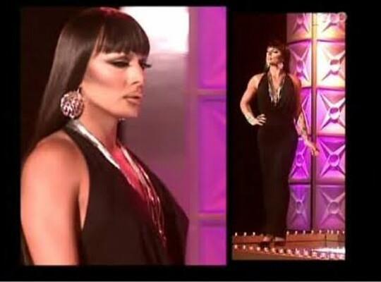 Raven was gorgeous...