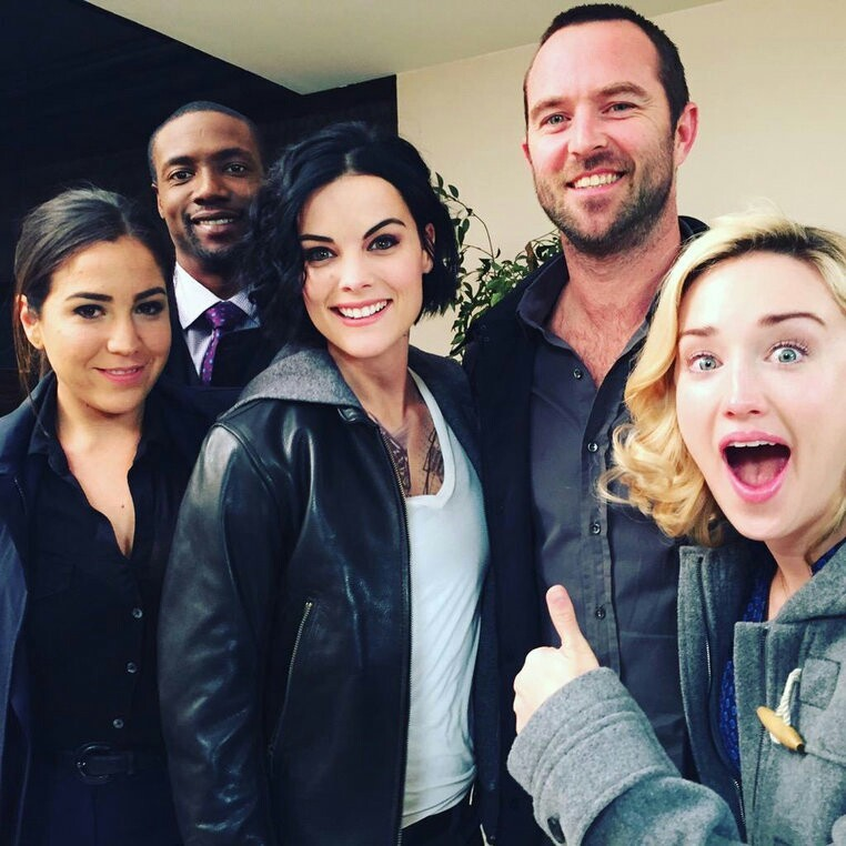 I see a Great show.. Taylor shaw, Jane doe, damn Jaimie Alexander! She Can act! Patterson completes the show!😂
