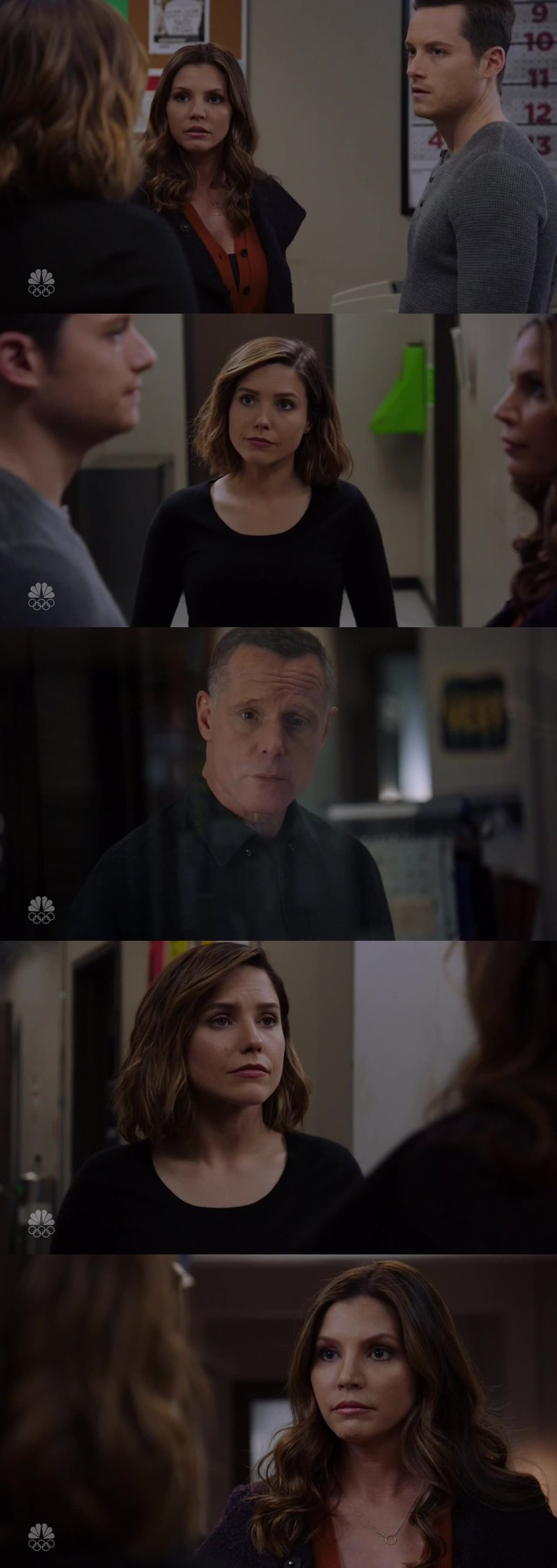 Do you see what i see? Especially when Hank asked Jay if he was sleeping with the woman. He is trying to protect Erin and Jay from this witch!! He thinks they belong together and they need eachother. #Hankgotyourbacks #lookingafteryou #babies  Bye now.