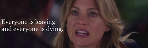 When somebody asks for a summary of Grey's Anatomy...
