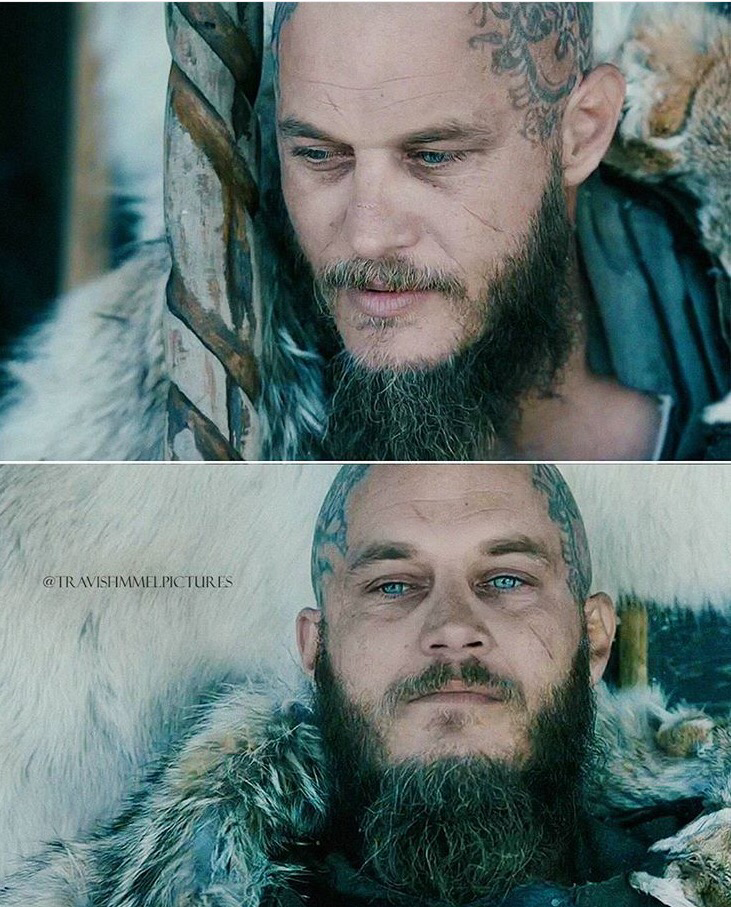 Who else love king Ragnar?😍