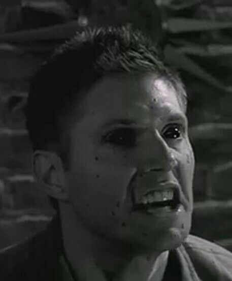"""You're gonna die and this is what are you gonna become"" Dean"