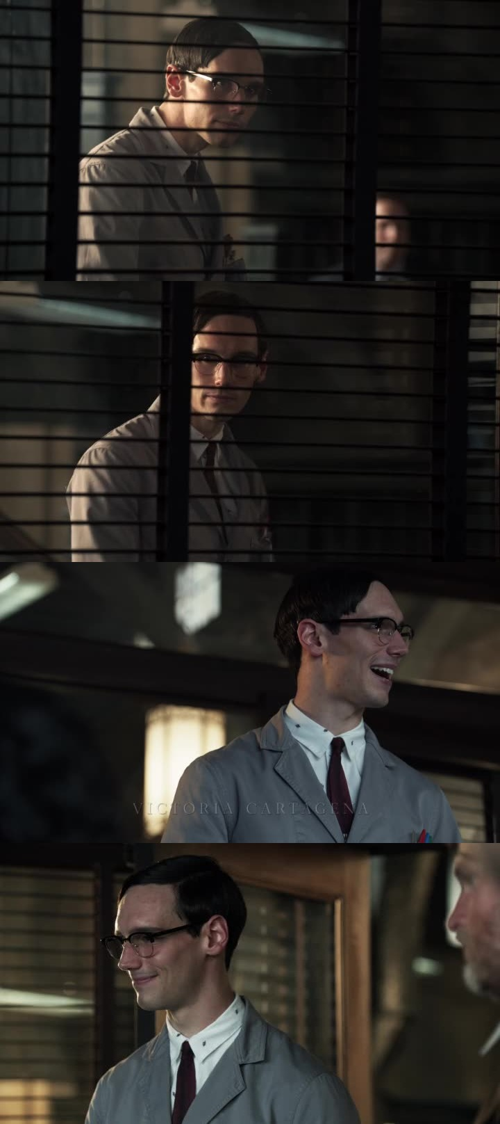 Actually Edward Nygma it's one of the best characters and i hope to see more of him in the next episodes.