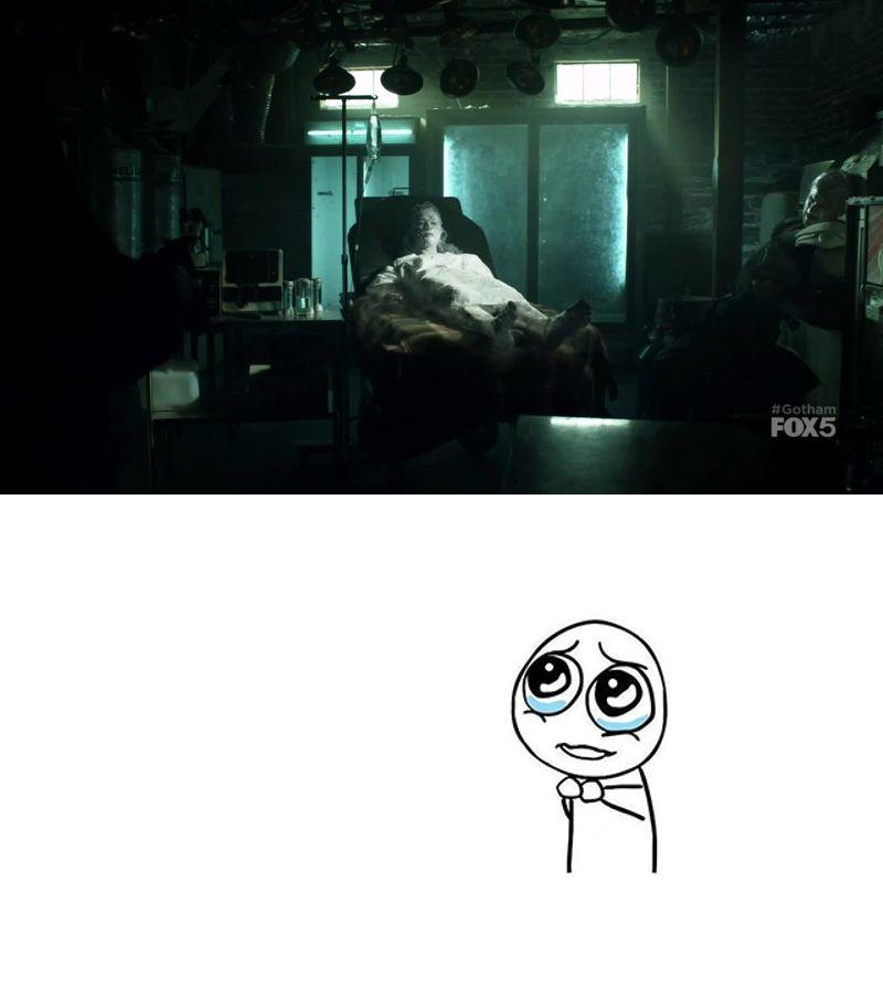 Best Gotham love story!