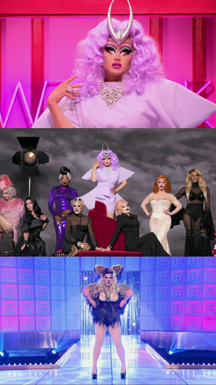 I just have one thing to say about this episode: THE QUEEN! #TeamKimChi
