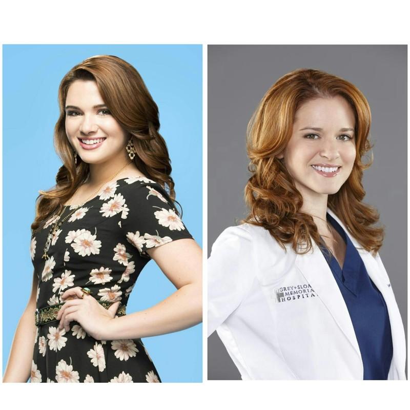 Cioè, solo io noto una certa somiglianza con April Kepner di Grey's anatomy?  In alcune scene sono praticamente identiche 😱 W le rosse!!!