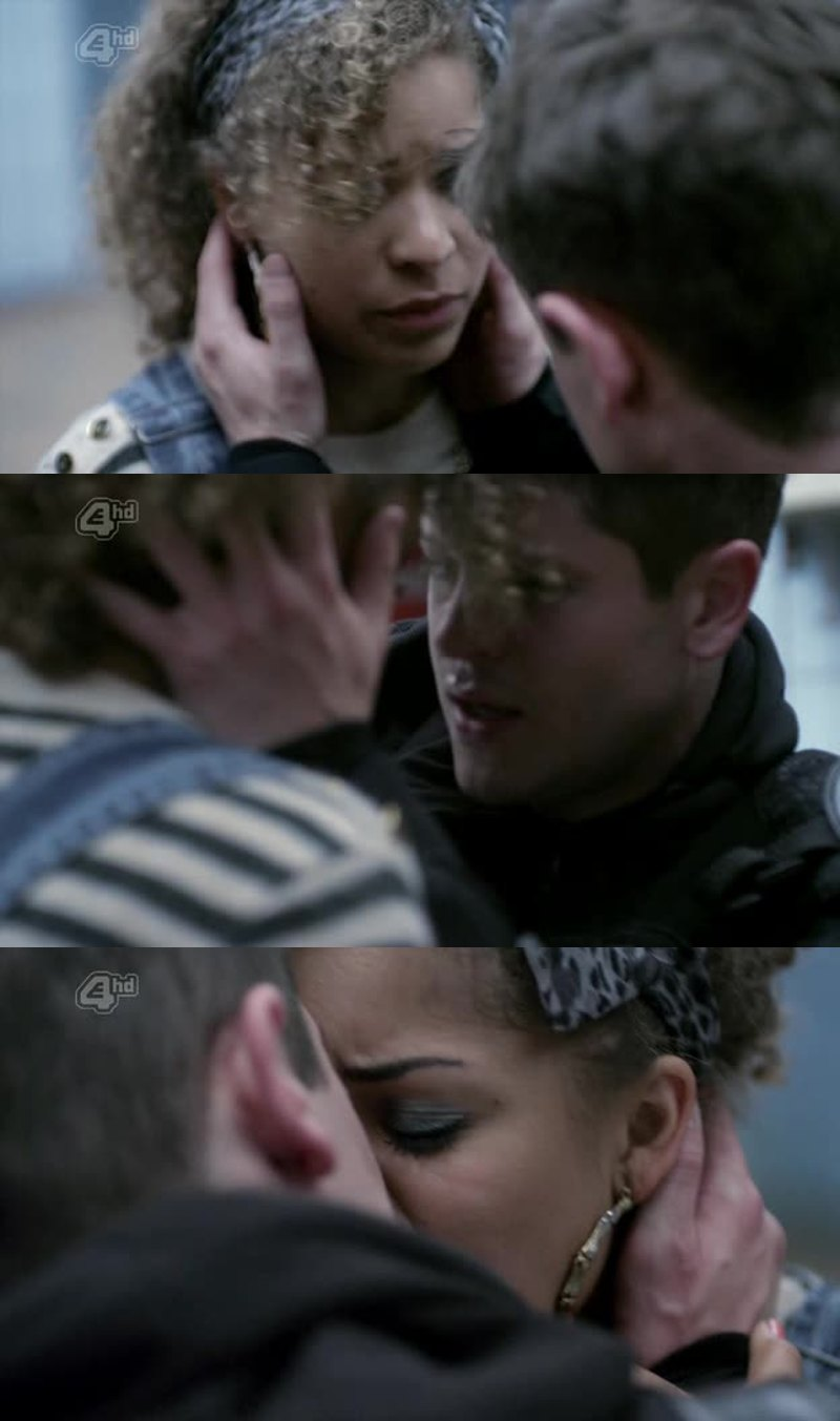 This was a g r e a t episode!  And omg his voice when he asked if she was okay 😭