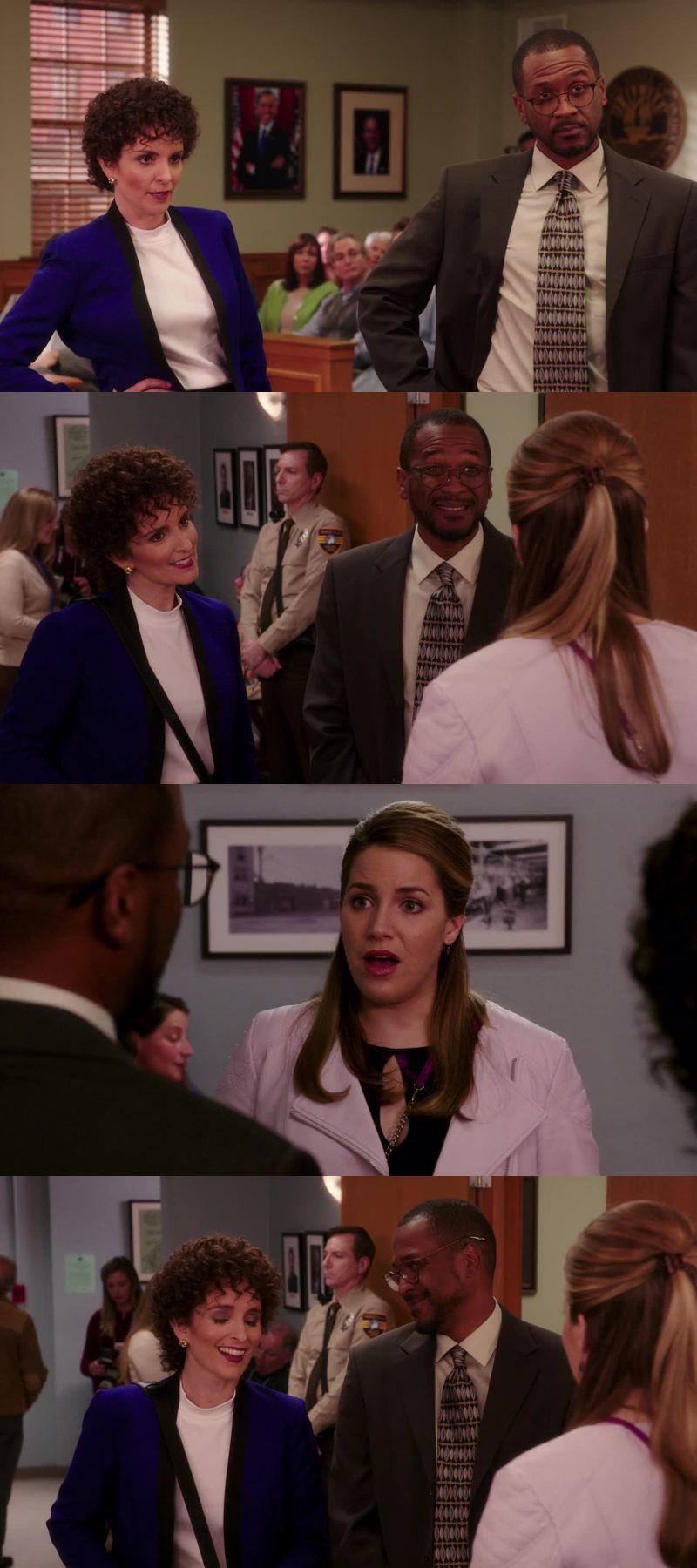 """""""On est pas des avocats nuls comme un Californie"""" sa y est je me suis fais spoil American Crime Story dans une autre serie 😭"""