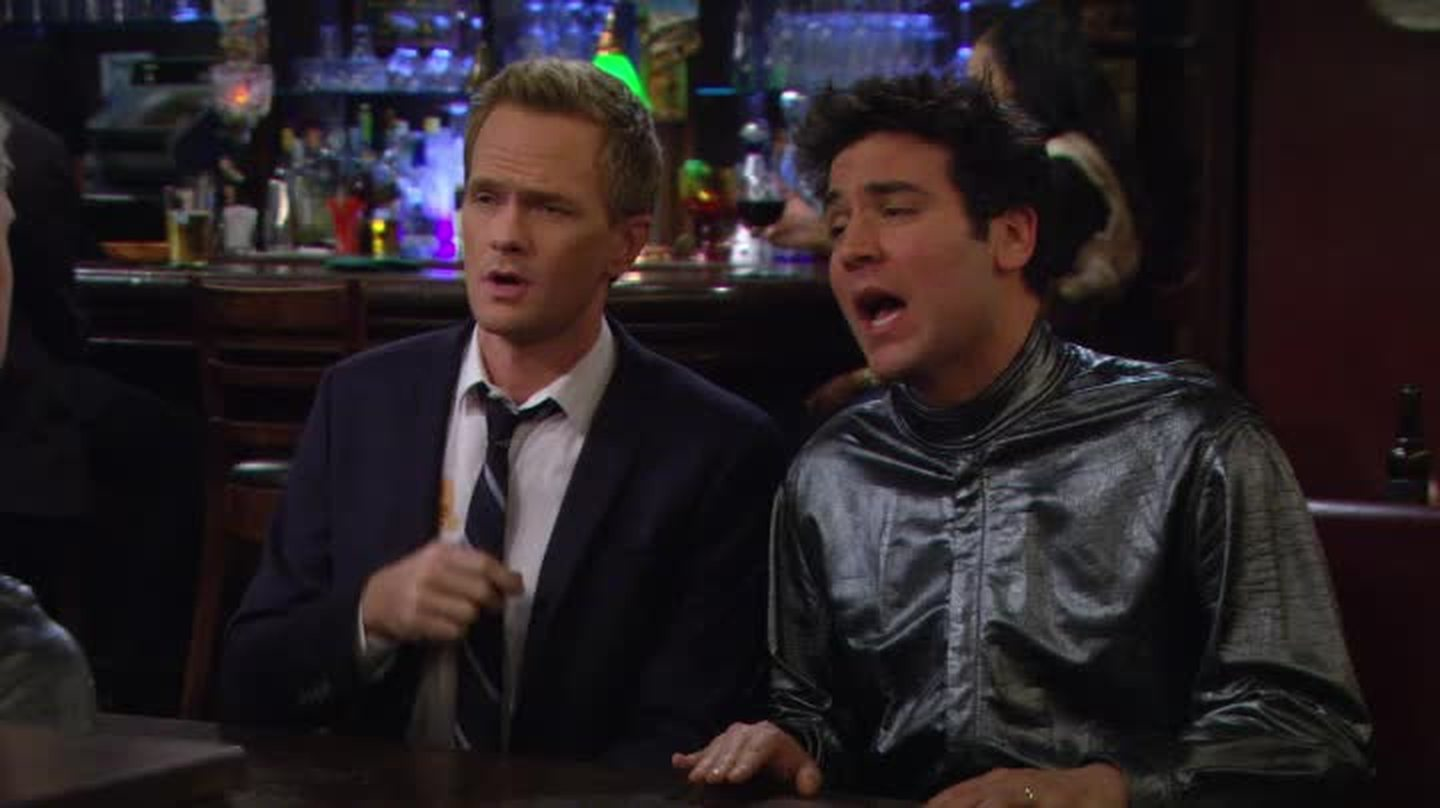 how i met your mother s08e20 song at the end