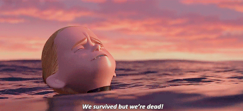 Basically me after this AMAZING episode