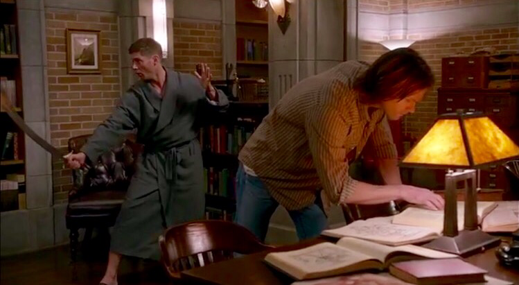 supernatural in one picture 😂😂