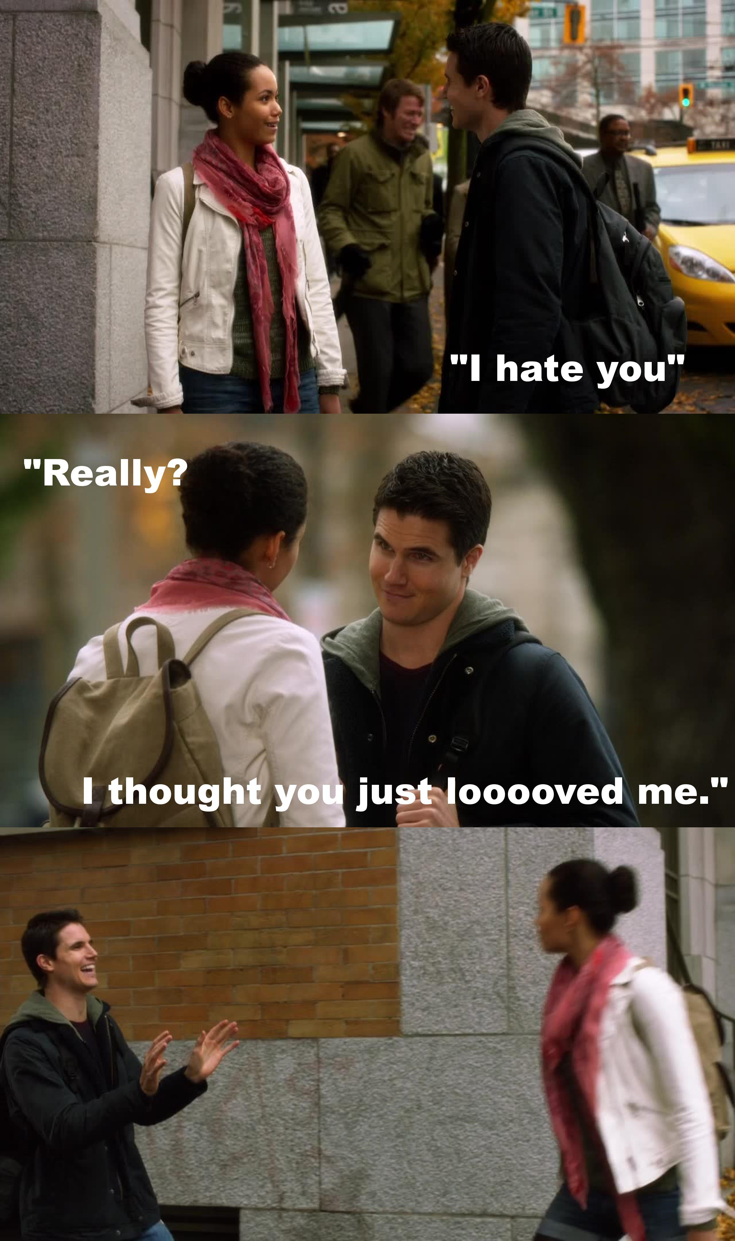 Loved that scene!!!!!!!! u.u
