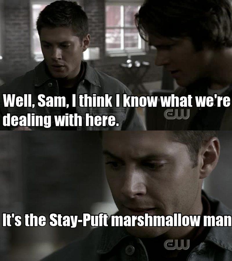 Oh, Dean :')