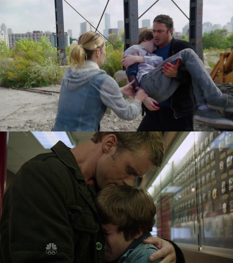 Amor maior por Severide e Casey, meus heróis ❤❤