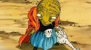 El mago Babidi es sospechosamente parecido a Yoda.... Será un Sith?