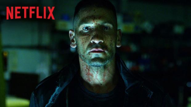 Great acting from Jon Bernthal . he is perfect as the Punisher