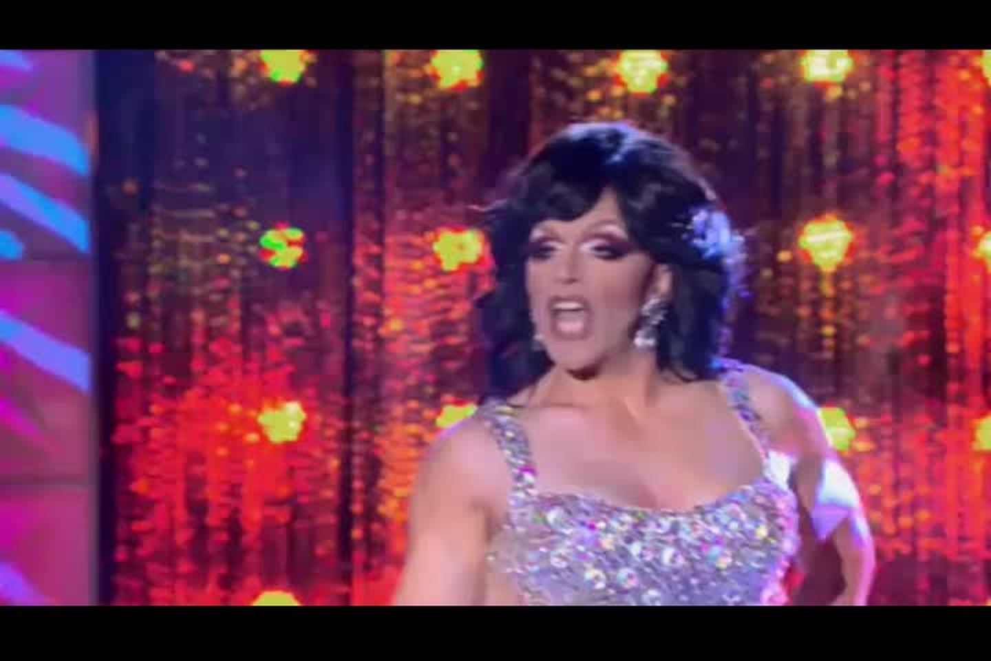 again, RuPaul? sending the one who performed best home? yeah, Kandy was amazing, but haven't we seen that over and over again? Kasha was, ironically, fresh.