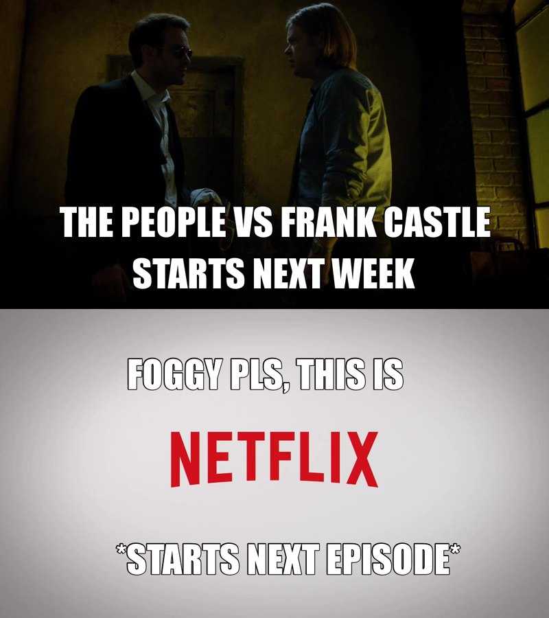Gotta love Netflix shows.