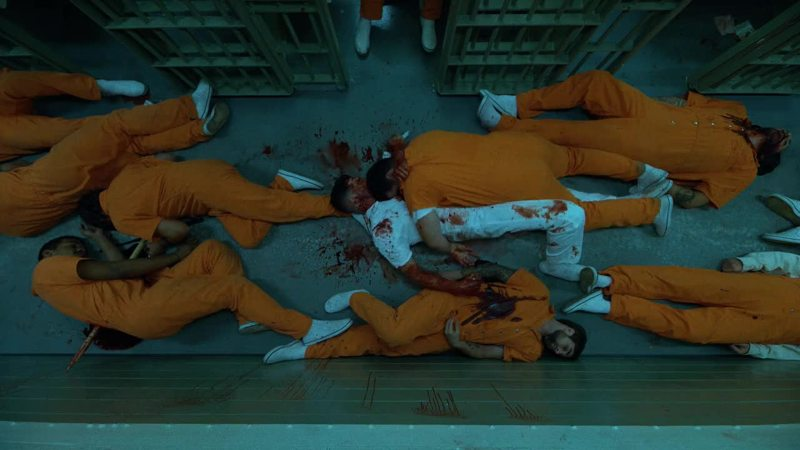 orange is the new blood