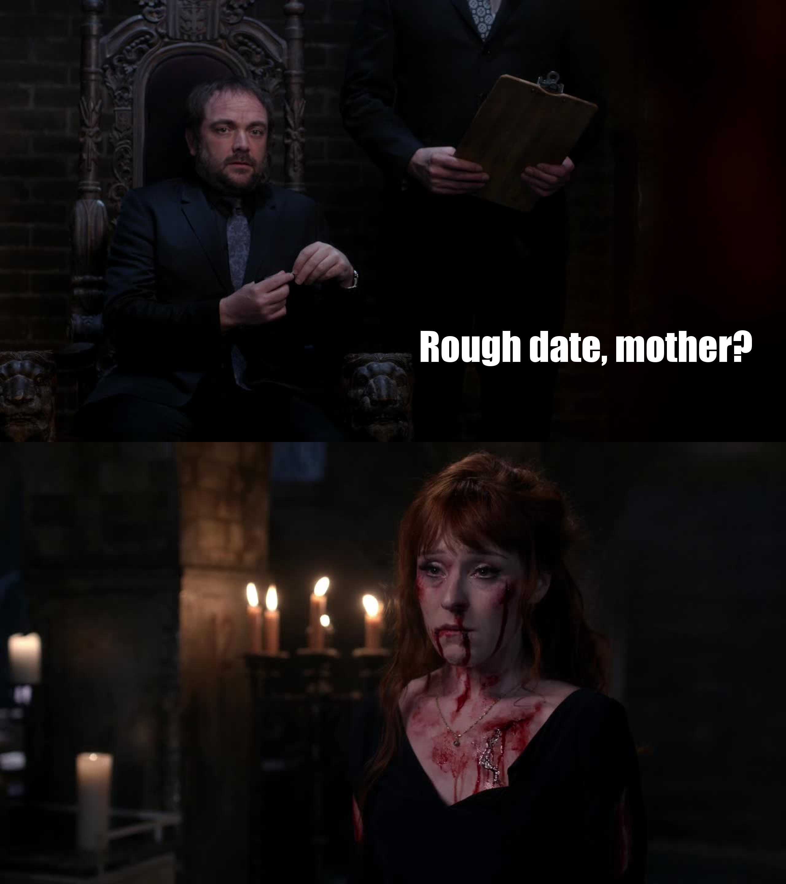 Crowley is the best :)