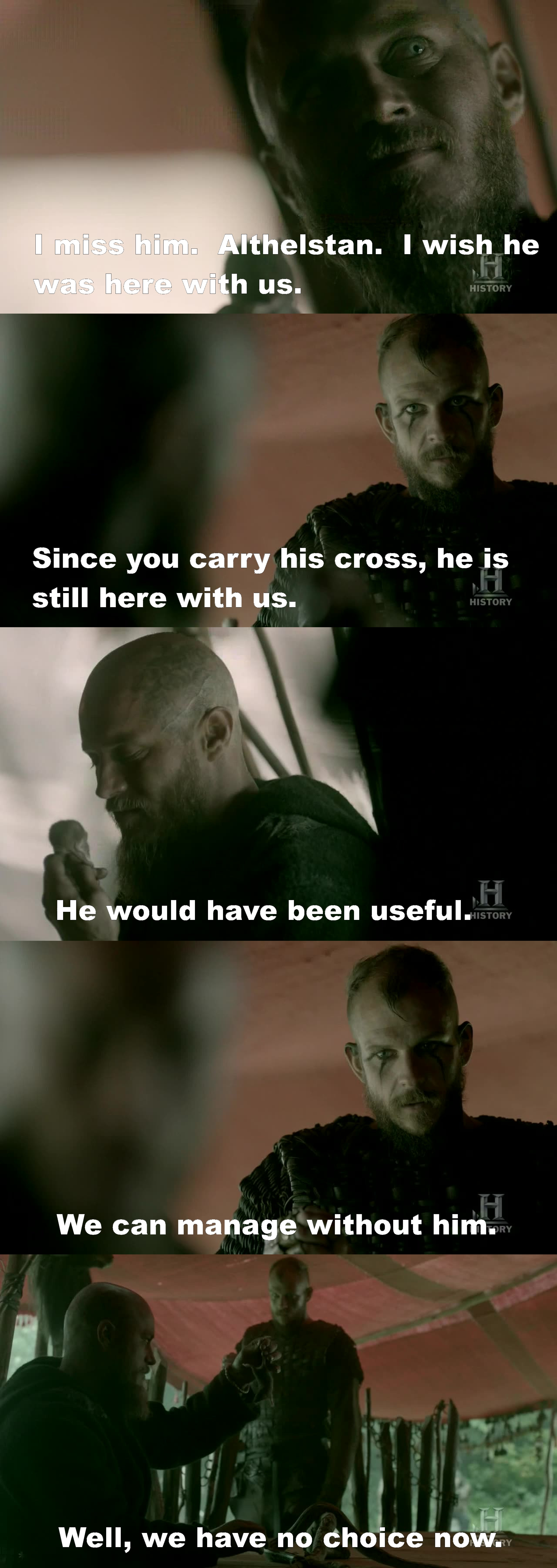 Ragnar knows.