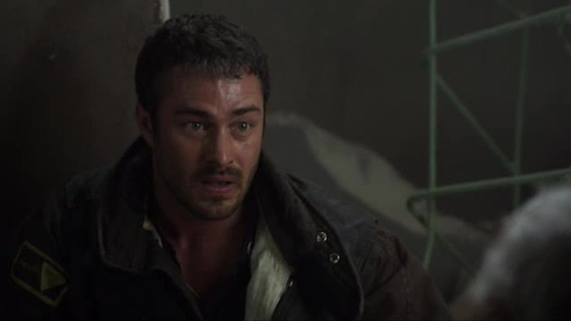 He's the McSteamy of the fire department!!