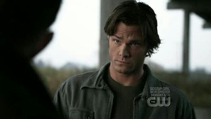 Sam's face when Dean didn't eat is just so epic