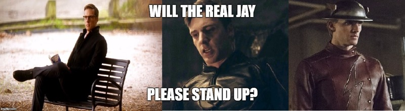 I repeat, will the real Jay please stand up?