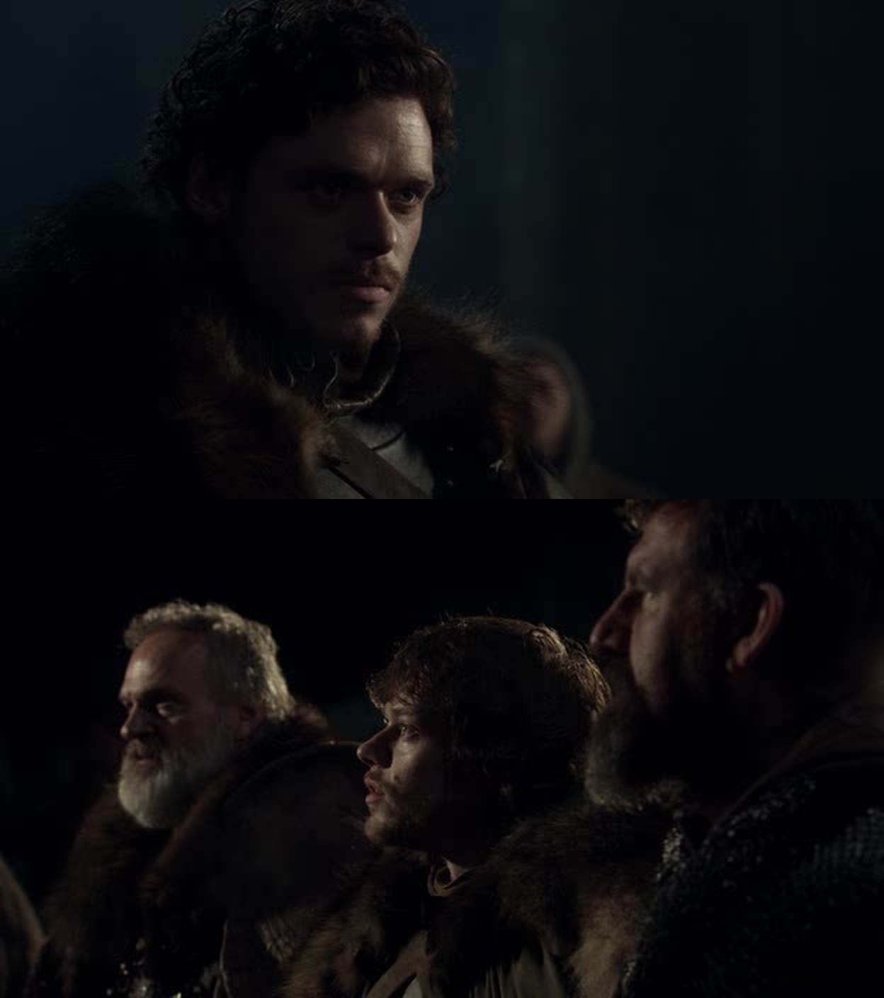 The king of the north.