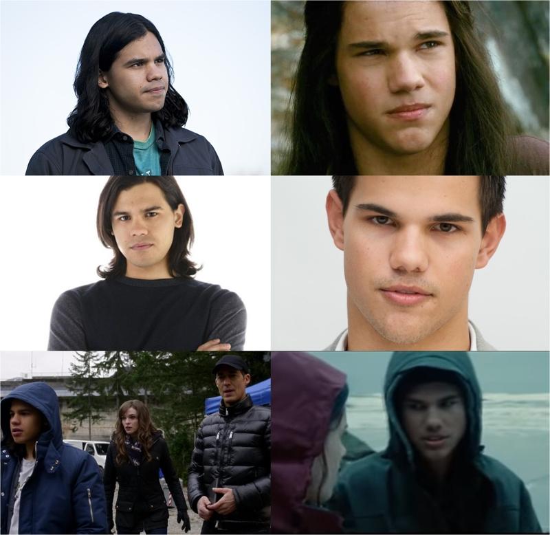 Cisco looks like Jacob   O.O