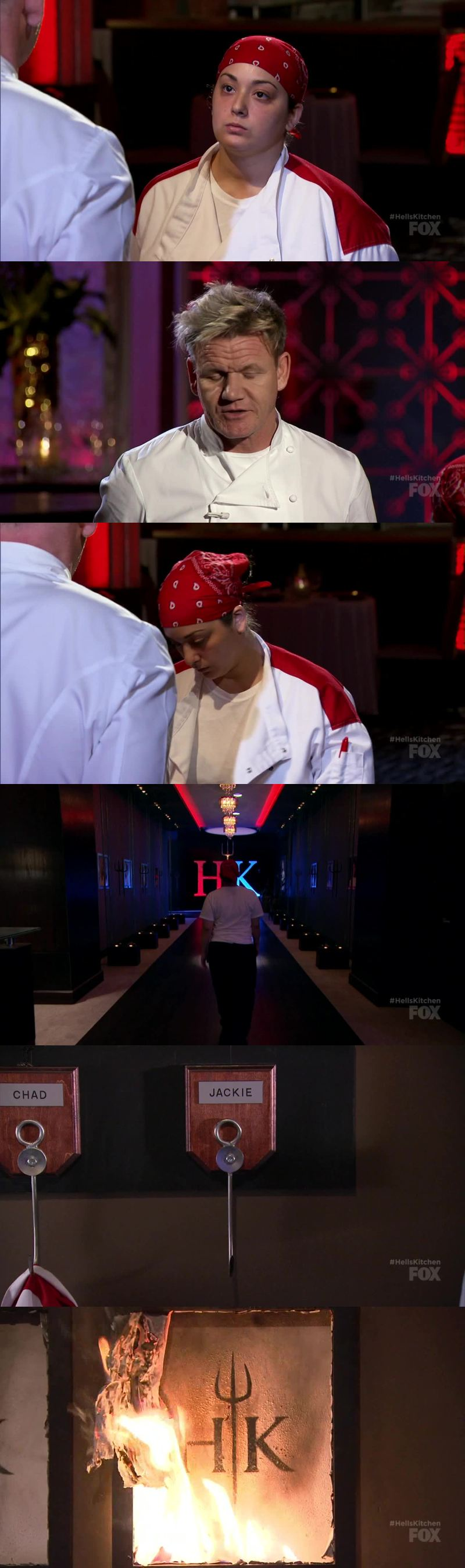 Tvshow Time Hell S Kitchen Us S15e11 8 Chefs Compete