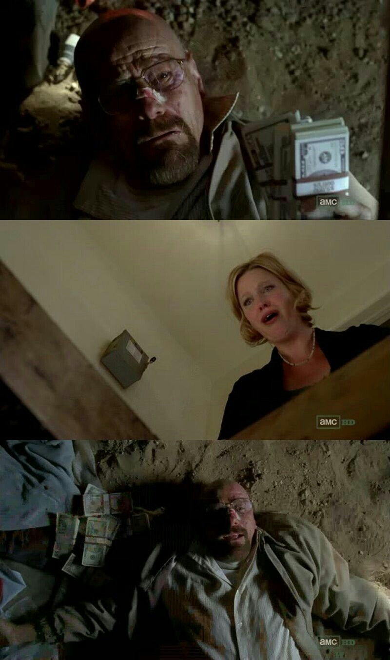 THIS SCENE WAS EPIC! BRYAN CRANSTON DESERVES EVERY AWARD ON THIS PLANET! OMG, STILL BLOWN AWAY BY HIS PERFORMANCE!