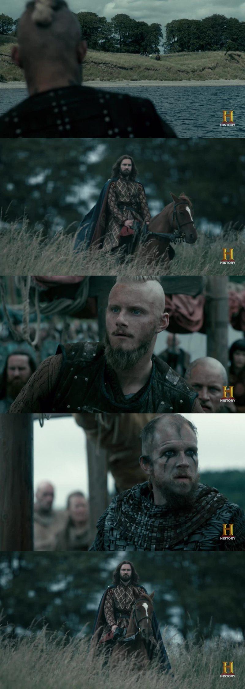 Ce moment qu'on attendait... La découverte de Rollo et de son brushing par tout le monde !!!
