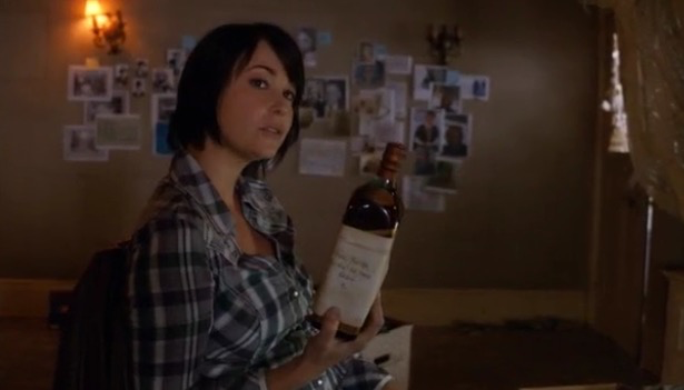 I was watching supernatural season 7 episode 12 and it was a bit emotional because they talk about the bottle... I was very surprise how the writers play with details!