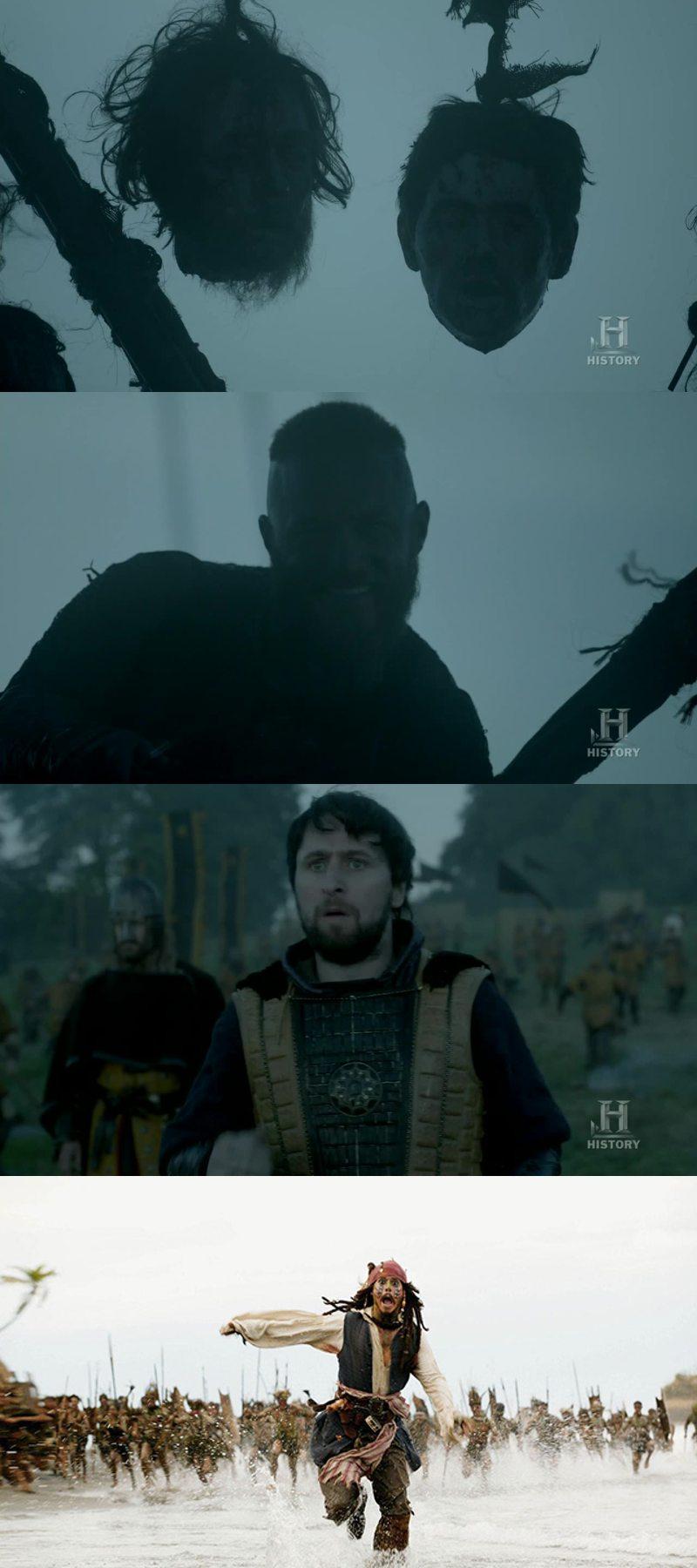 Ragnar face 😂❤️