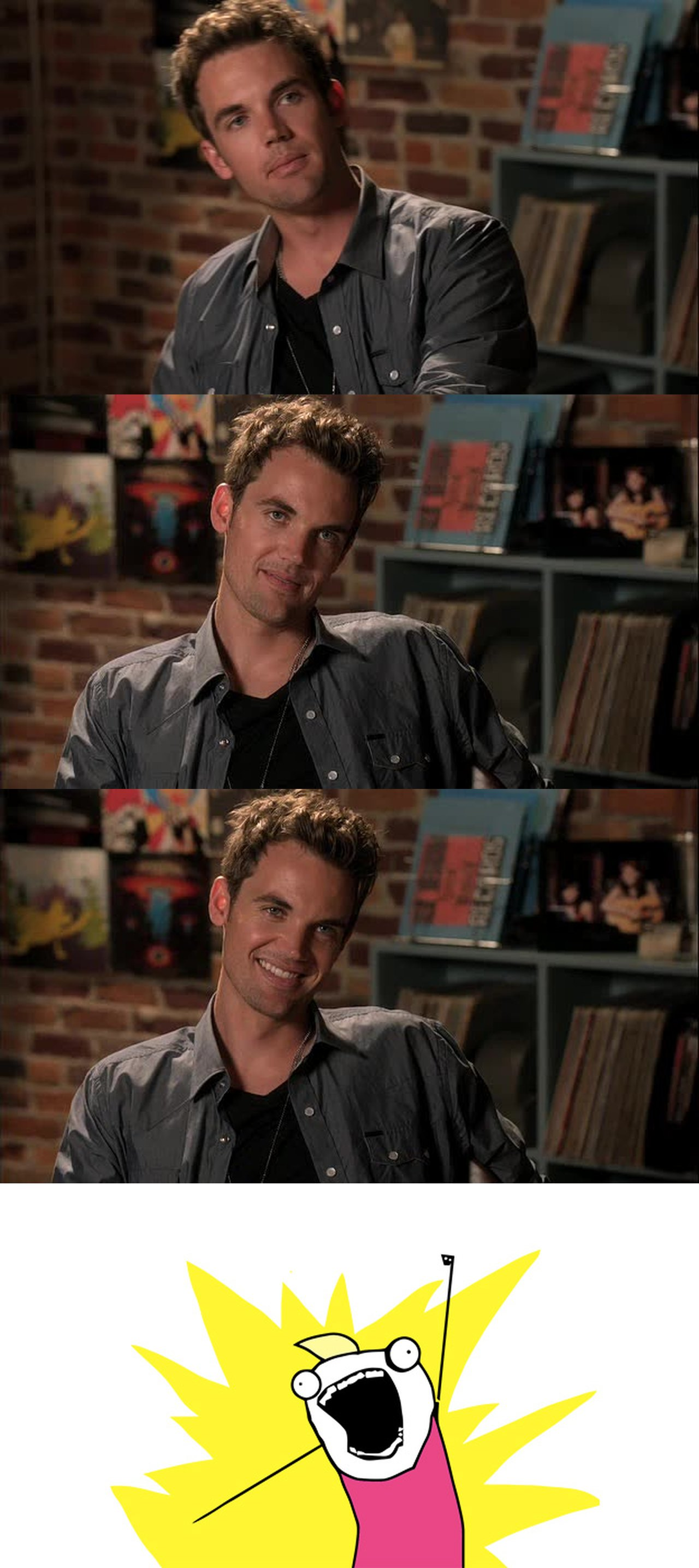 Chris Keller is back and more adorable, funny and cute than ever!!